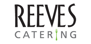 Justin Merrell - Reeves Catering logo
